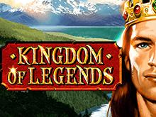 Игровой автомат Kingdom Of Legends
